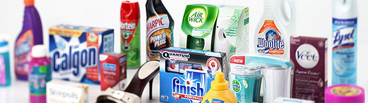 Core brands of Reckitt Benckiser