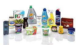 Unilever's most well-known products