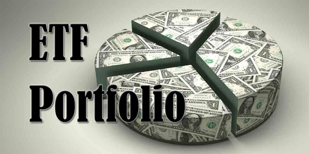 My ETF strategy and portfolio