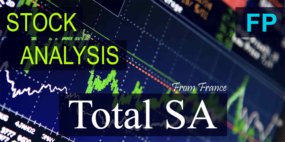Find out how French Total SA's stock is performing